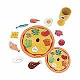 Игра Janod «Собери пиццу», J02782, отзывы