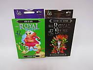 Игра карточная «The Royal bluff», RBL-01-01U,RBL-01-02U, фото