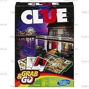 Настольная игра «Клуэдо. Дорожная версия», B0999, фото