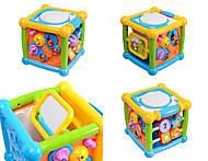 Музыкальная игра «Куб - Логика», 7502, отзывы