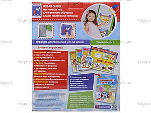 Детская магнитная игра «Безопасность в доме», VT1502-15, купить