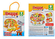 Игра магнитная «Пицца» русский язык, VT3004-08