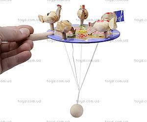Игра манипулятор «Курочки клюют пшено», 150-01-06, фото