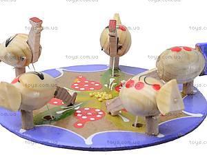 Игра манипулятор «Курочки клюют пшено», 150-01-06, отзывы