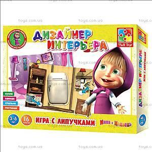 Игра на липучках «Дизайнер интерьера», VT2305-03, игрушки