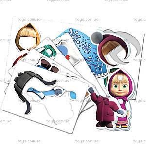 Игра на липучках «Одень Машу», VT2305-02, игрушки