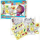 Игра на липучках «Вжик Лото», VT2305-01, интернет магазин22 игрушки Украина