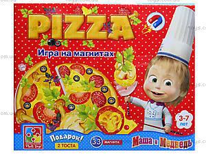 Детская игра на магнитах «Пицца», VT3003-02, цена