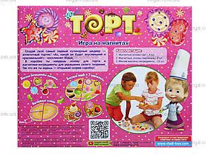 Игра на магнитах «Торт», VT3003-01, купить