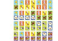 Игра настольная домино «Ферма», 51306, фото