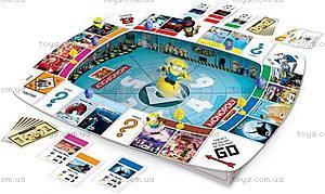Игра настольная «Монополия Миньоны», A2574, купить