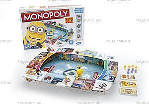 Игра настольная «Монополия Миньоны», A2574, фото