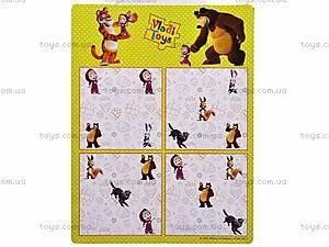 Игра настольная «Спрятались. Маша та Медведь»., VT3304-09, игрушки