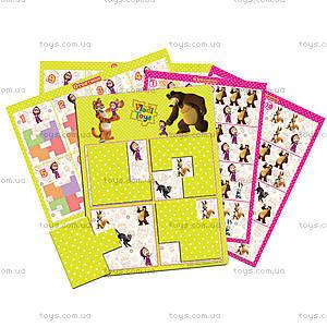 Игра настольная «Спрятались. Маша та Медведь»., VT3304-09, toys