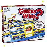 Игра Настольная «Угадай кто?», C2124, toys
