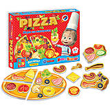 Игра настольная «Юнный повар» (Пицца), VT3003-02