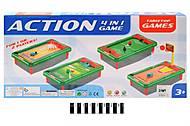 Игра «Настольный футбол» в коробке, 628-20A, отзывы