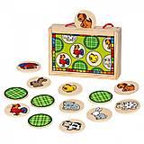 Игра для детей «Найди пару, Животные», 84041, фото