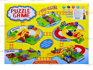 Игровой набор «Парк развлечений», 8001, фото