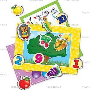Игра с магнитами «Счет», VT3501-01, купить