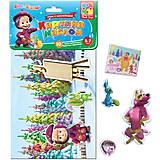 Игра с мягкими наклейками «Картина маслом», VT4206-13, фото