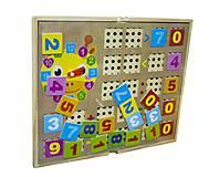 Игра «Счеты + Мозаика», Д655у-1, отзывы