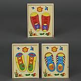 Игра «Шнуровочка», 3 вида, 779-616