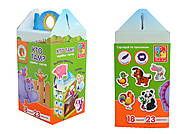 Игра - сортер «Кто там?», VT1312-04, интернет магазин22 игрушки Украина