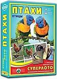 """Игра """"Супер ЛОТО. Птици"""", 81930, детские игрушки"""