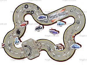 Детская трасса для гонок в машинки, 22075-Rb, купить