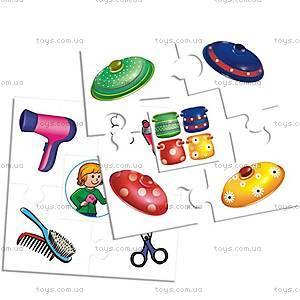 Игра в ассоциации «Что к чему», VT1601-01, детские игрушки