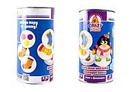 Настольная игра «Варежки-носочки» (укр.), VT8020-05, детские игрушки