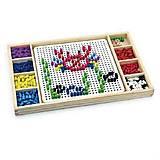 Игра Viga Toys 2-в-1 «Мозаика и лудо», 59990