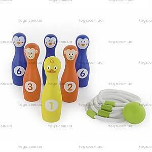 Игра Viga Toys 2 в1 «Боулинг & Кольцо», 50665