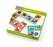 Игра Viga Toys «Домино.Насекомые», 50127VG, отзывы