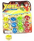 Игра YOYO 12 штук, GM1710241, интернет магазин22 игрушки Украина
