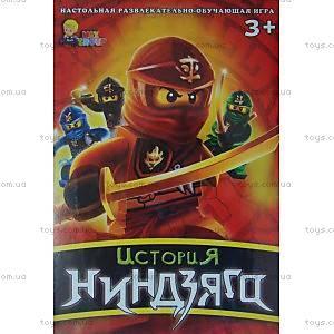 Игра «История ниндзя», МГ 148