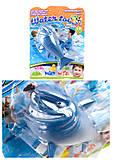 Заводная игрушка для воды «Акула», YS1378-2A, отзывы