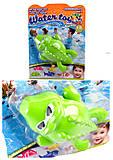 Заводная игрушка для воды «Крокодил», YS1378-11A, отзывы