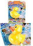 Заводная игрушка для воды «Утка», YS1378-8A