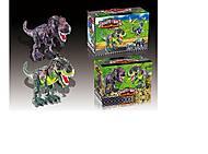 Игровая фигурка динозавра с эффектами, 6623, купить
