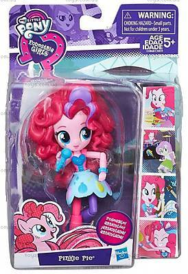 Игровая фигурка Equestria Girls «Пинки Пай», 0868 (C0839-6), купить