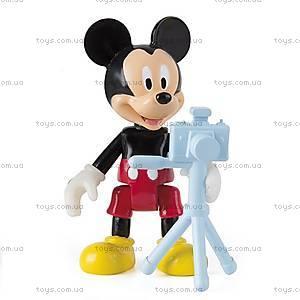 Игровая фигурка «Микки Маус» с аксессуаром, 182103