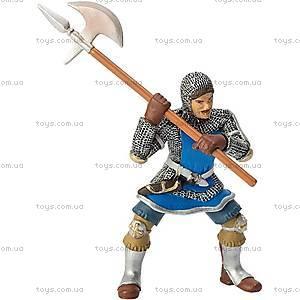 Игровая фигурка «Рыцарь с алебардой», 80884