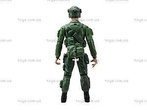Игровая фигурка «Солдат», HN634A, купить