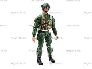 Игровая фигурка «Солдат», HN634A, отзывы