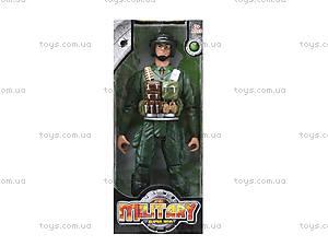 Игровая фигурка «Солдат», HN634A, игрушки