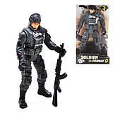 "Игровая фигурка-солдатик ""Combat"" вид 3 (81-50A), 81-50A, іграшки"
