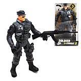 """Игровая фигурка-солдатик """"Combat"""" вид 4 (81-50A), 81-50A, детский"""