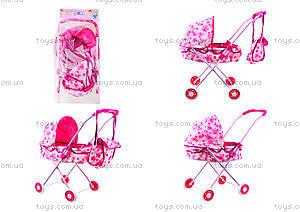 Игровая коляска для куклы, 8826B